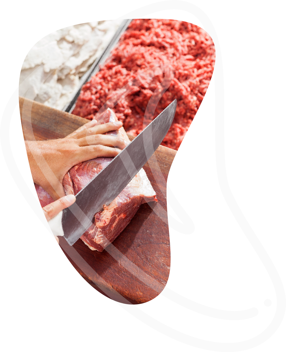 Steak Graphic