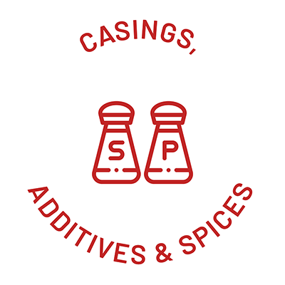 Casings, Additives & Spices
