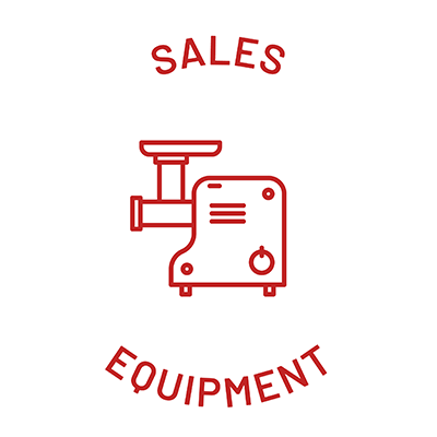 Sales Equipment