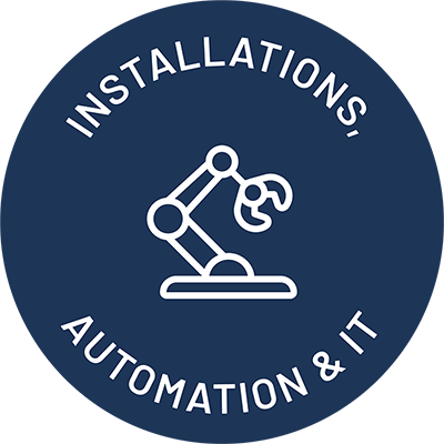Installations, Automation & IT